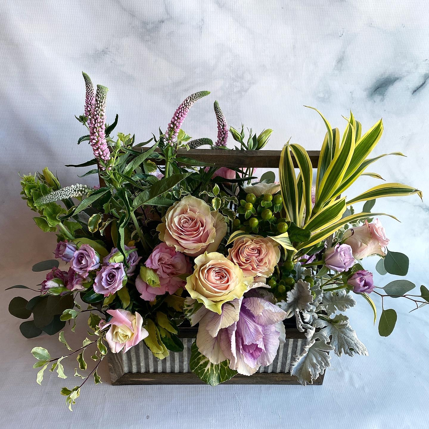 Blooms in a Box