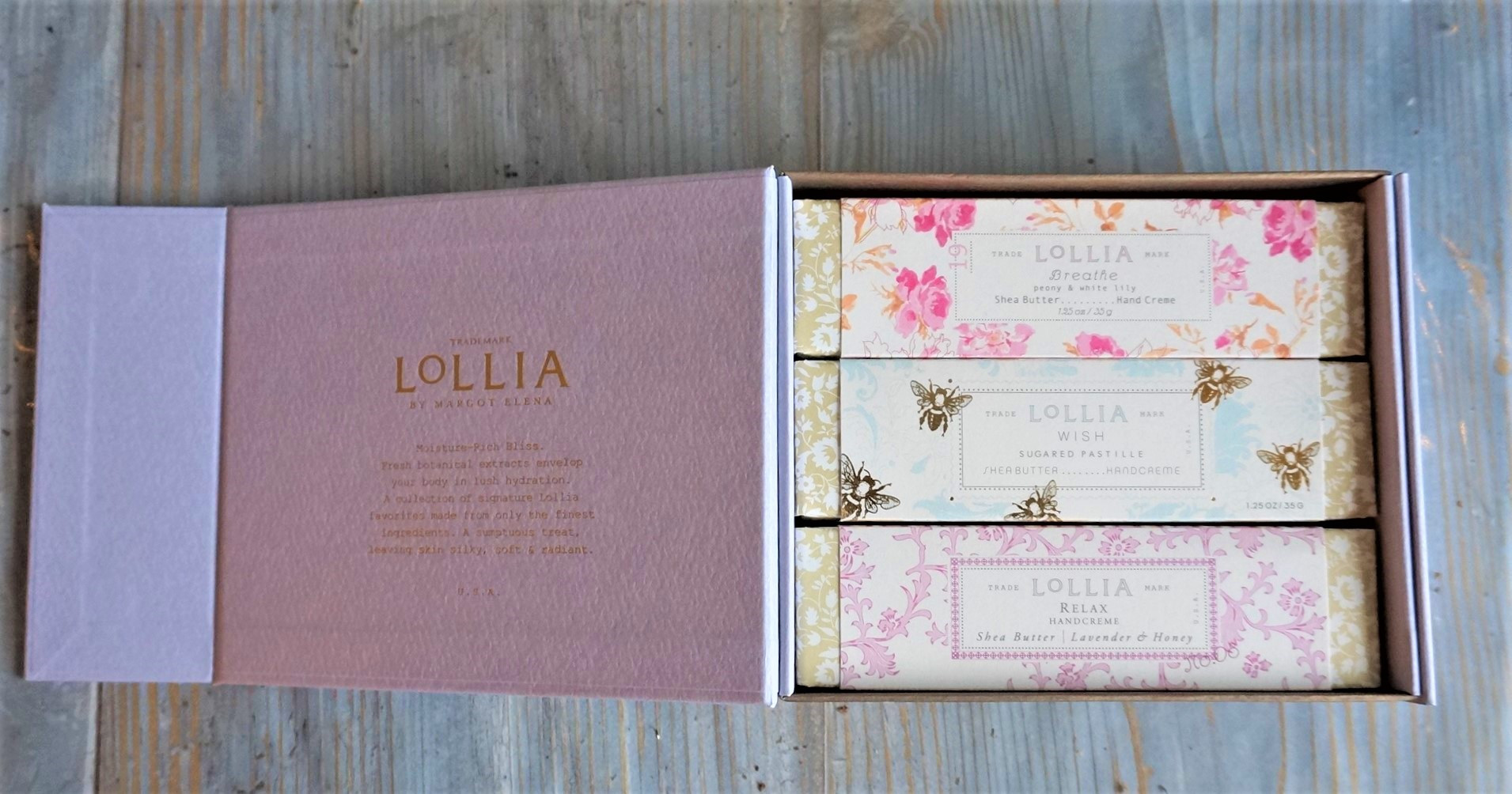 Lollia Handcreme Selection