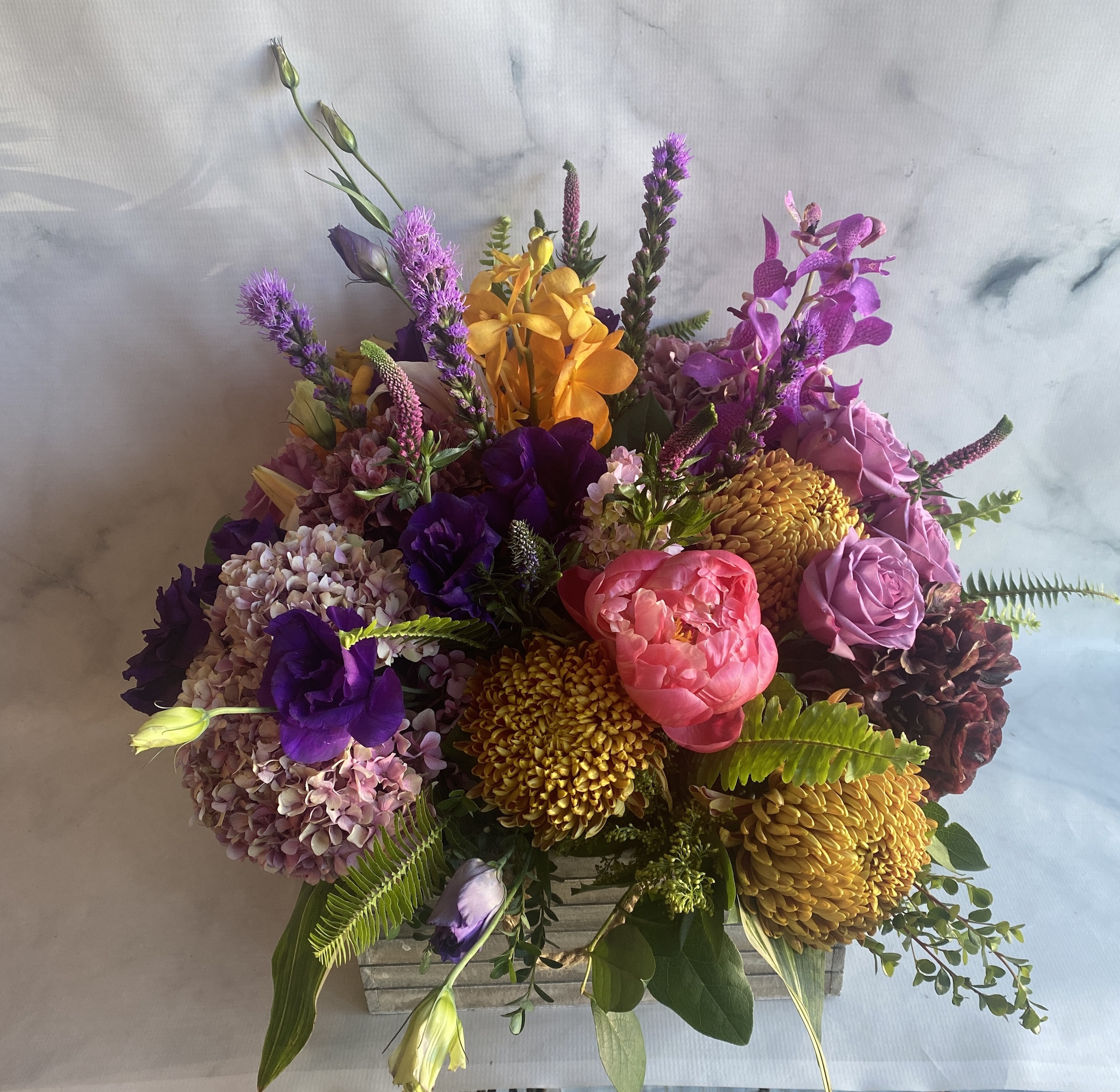 Mums the Word Bouquet