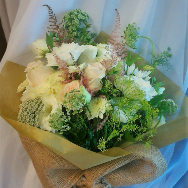 Country Wrap Bouquet