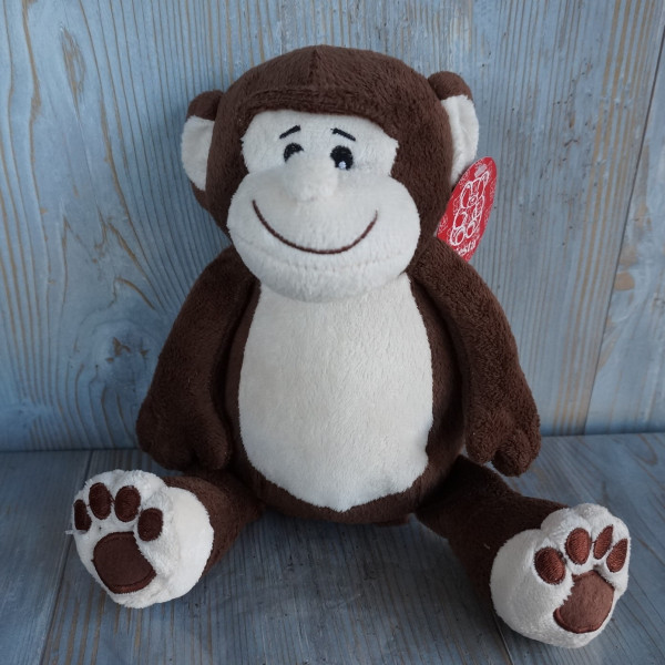 Medium Monkey Plush