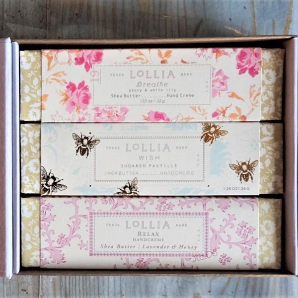 Lollia Handcreme Selection