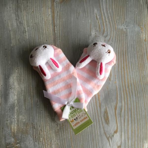 Rabbit Baby Socks