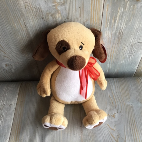 Medium Puppy Plush