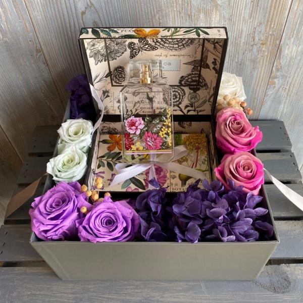 Comforting gift box