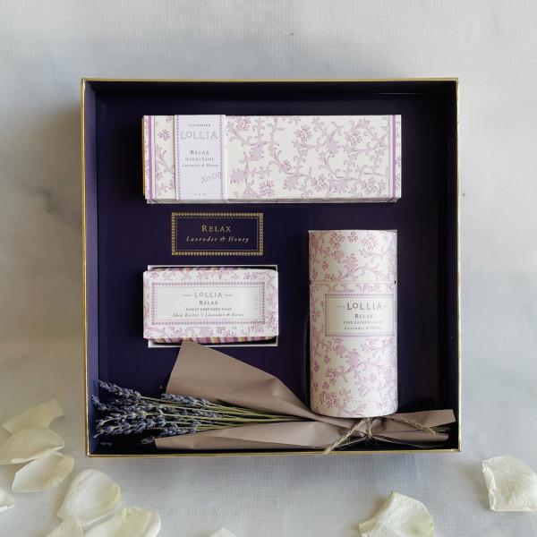 Honey Lavender Giftbox