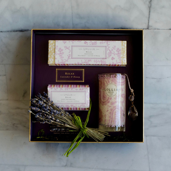 Honey Lavender Giftbox